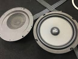 lexus es300 speakers the audio upgrades continue on zack u0027s 10th anniversary mazda rx 7