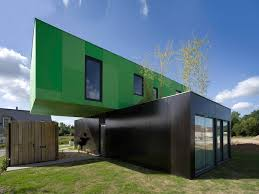 cargo container homes eco friendly crossbox house by cg