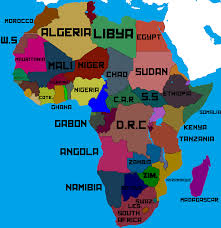Map Of Kenya Africa by Future Of Africa Map Game Thefutureofeuropes Wiki Fandom