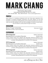 Best Resume Font Style And Size by Best Resume Samples Sample Resume123 Sample Objective On A Resume