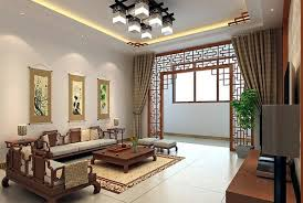 Asian Style  Chinese Culture And Traditions In The Interior - Interior design chinese style