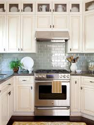 Kitchen Backsplash Ideas Better Homes And Gardens BHGcom - White kitchen backsplash ideas