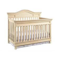 Nadia 3 In 1 Convertible Crib by Babi Italia Asheville Lifetime Convertible Crib Oyster Shell