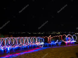 peinture de bord de mer conduit la peinture de la source lumineuse en bord de mer u2014 photo