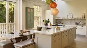 kitchen island decor dark wood kitchen cabinets quartz island