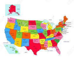United States Map by United States And Capitals Map 35 Best Project Also Map Usa