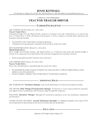Entry Level Resume Examples by Truck Driver Resume Sample 13 Create My Resume Uxhandy Com