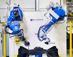 Robotic Wall Alliance Automation