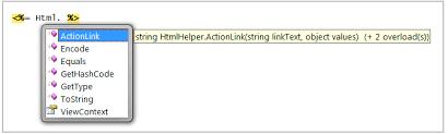 Custom HTML Helpers