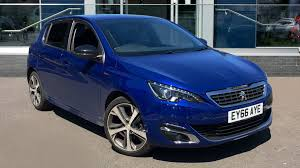 peugeot approved used used peugeot 308 for sale rac cars
