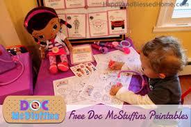 Doc Mcstuffins Home Decor Doc Mcstuffins Slumber Party Fun And Free Printables