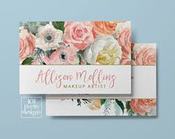 Design Custom Business Cards Watercolor Business Card Stripes Pink Printable Business Card