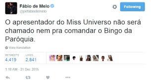 """Confusão no Miss Universo gera """"enxurrada"""" de memes nas redes ..."""