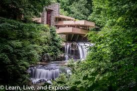 frank lloyd wright u0027s fallingwater learn live and explore