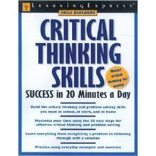 Read Online Critical Thinking Skills  Developing Effective