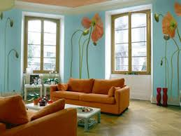 Blue Livingroom Interior Awesome Living Room Decoration With Light Blue Asian