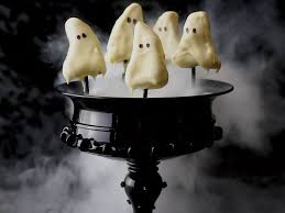 cake pops halloween recipe ghostly lemon cake pops recipe grace parisi food u0026 wine