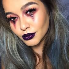 The 15 Best Sugar Skull Makeup Looks For Halloween Halloween by 15 Ways Glitter Can Transform Your Halloween Makeup Brit Co