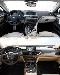Audi 6 Series Price 2014 Audi A7 Vs 2014 Bmw 640i Xdrive Gran Coupe Test Drive