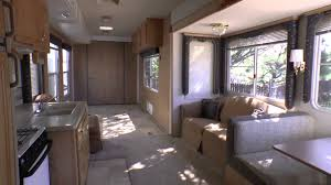 1497 alfa toyhouse 39scw fifth wheel toy hauler 2331b youtube
