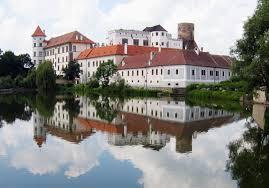 Castle Jindřichův Hradec