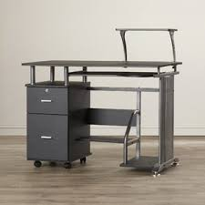 locking desks you u0027ll love wayfair