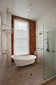 stylish old fashioned bathtubs for beautiful bathroom decor brick
