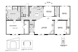 1 Bedroom Modular Homes Floor Plans by 30 Clayton Mobile Homes Floor Plans Ideas Uber Home Decor U2022 21603