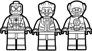 bold ideas lego coloring pages superman lego coloring pages