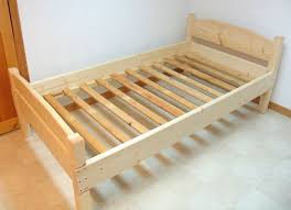How To Build A Queen Platform Bed Frame by Best 25 Bed Plans Ideas On Pinterest Bed Frame Diy Storage