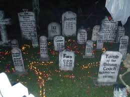 halloween yard decorations diy diy halloween outdoor decorations 5 halloween outdoor