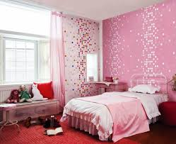 Comfortable Home Decor Comfortable Girls Bedroom Paint Ideas 23 Inclusive Of House Decor
