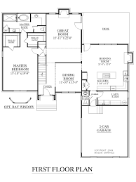 Houses With 2 Master Bedrooms House Plan With First Floor Master Bedroom