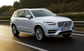 lexus lx vs volvo xc90 volvo xc90 t8 claims 49g km co2 and 135mpg with 401bhp by car