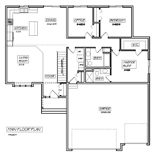 rambler home designs rambler house plans with basements panowa