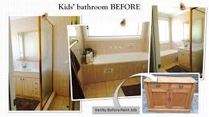 lyndie u0027s kids u0027 bathroom makeover