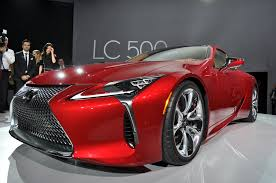 lexus coupe lc 500 lexus confirms more power for 2018 lc 500