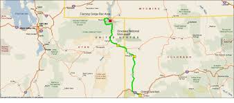 Map Of Utah And Colorado by Roving Reports By Doug P 2012 22 Rangely Colorado To Flaming
