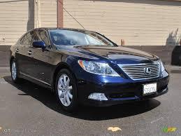 2007 lexus ls 460 interior 2007 black sapphire pearl lexus ls 460 30722939 gtcarlot com