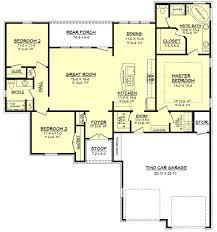 plan 430 66 1600 sq ft 3 beds 2 00 baths house plans pinterest