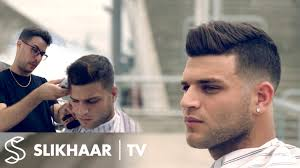 Mens Hairstyles For Business Professionals by Men U0027s Fade Hairstyle How To Fade With A Clipper Real Soccer