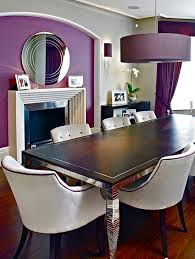 Round Dining Room Table For 10 10 Modern Dining Room Ideas With A Metal Dining Table