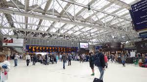 Bahnhof Glasgow Central