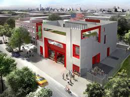 Elite Home Design Brooklyn Studio Gang Is Designing A Brownsville Fdny Training Center