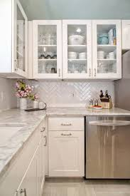 Ceramic Kitchen Backsplash Sink Faucet Ideas For Kitchen Backsplash Porcelain Shaped Tile