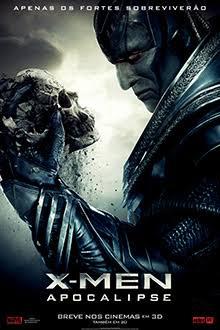 X-Men Apocalypse Dublado Torrent (2016)