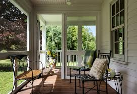 Side Porch Designs by On The Drawing Board U2013 7 Screened Porches Revisited