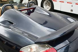 Porsche Boxster Trunk - porsche boxster 986 to 987 spyder conversion fiberglass new
