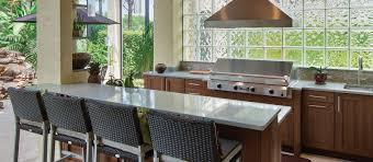 outdoor kitchens allure cabinetry u0026 showroom
