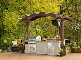 Outdoor Patio With Roof by Pergola The Garden And Patio Home Guide